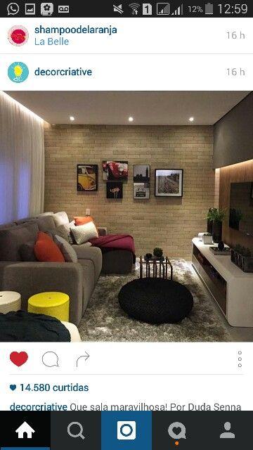 Ideal para salas pequenas
