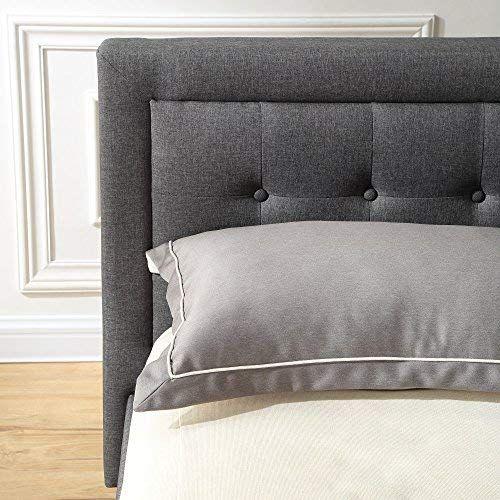 Classic Brands Decoro Mornington Upholstered Platform Bed