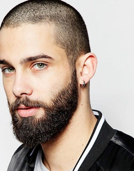 Discover Fashion Online Bart Styles Shaved Head With Beard Beard Styles Beard Styles Bald
