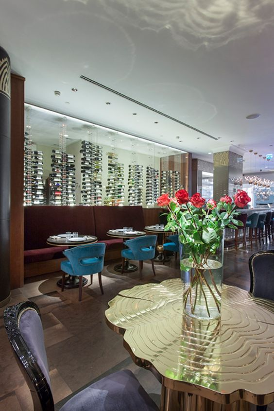 COCOCO Restaurant, St Petersburg by Home Collection Hospitality