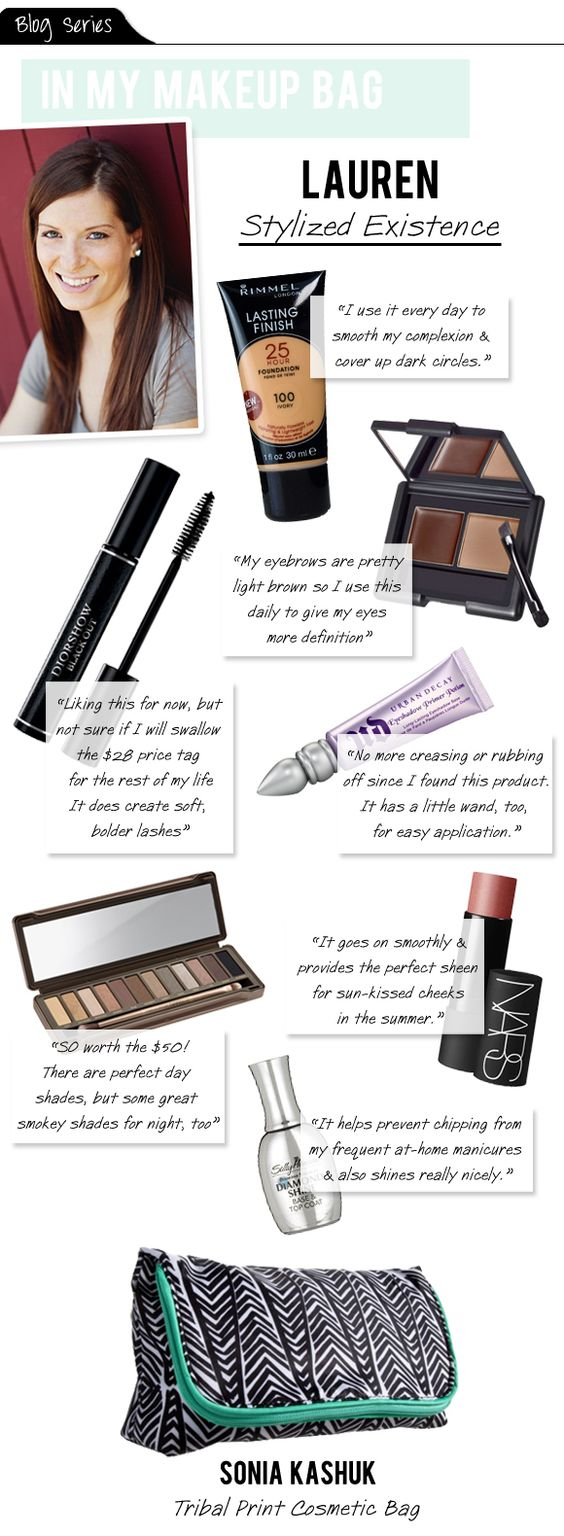 Rimmel, Nars, Urban Decay & Sally Hansen products to try - they're also animal friendly, no testing.