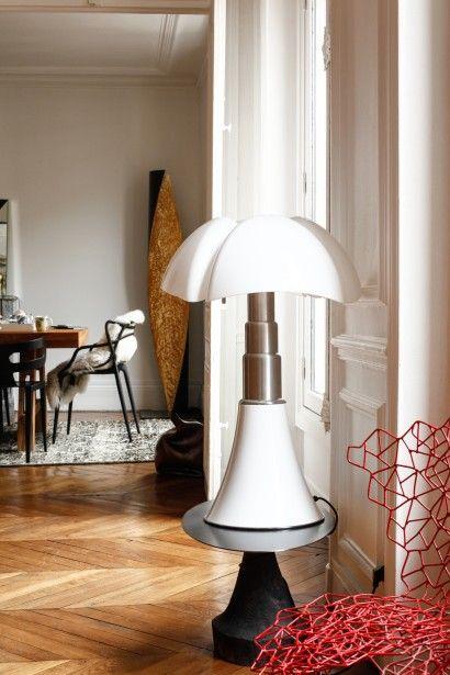paris, pipistrello lamp: