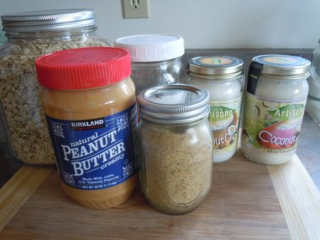 Raising Healthy Kids Month 2012: Organic & Whole Living Recipe: Chewy Granola Bars