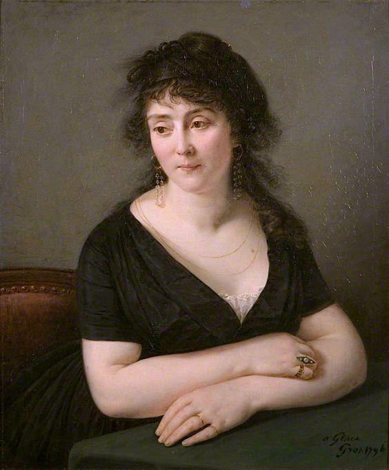 1796  The Athenaeum - Madame Catherine Bruguière, née Sardon (Antoine-Jean Gros - ):