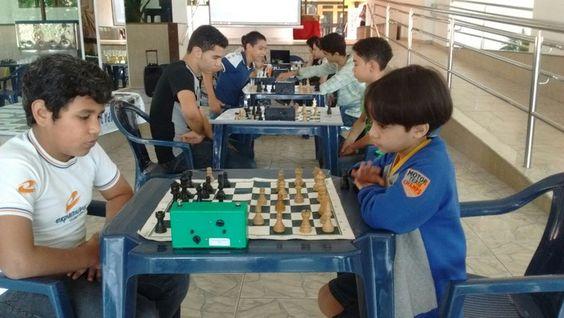 Xadrez; Esporte; Amapá (Foto: Divulgação/Fexap)