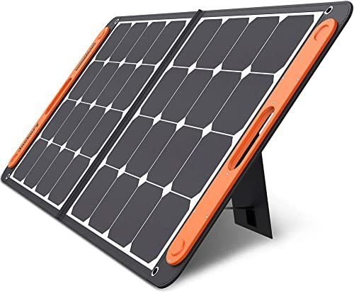 Enjoy Exclusive For Jackery Solarsaga 100w Portable Solar Panel Explorer 160 240 500 1000 Power Station Foldable Us Solar Cell Solar Charger Usb Outputs Pho In 2020 Portable Solar Panels Solar Panels Rv Solar Power System