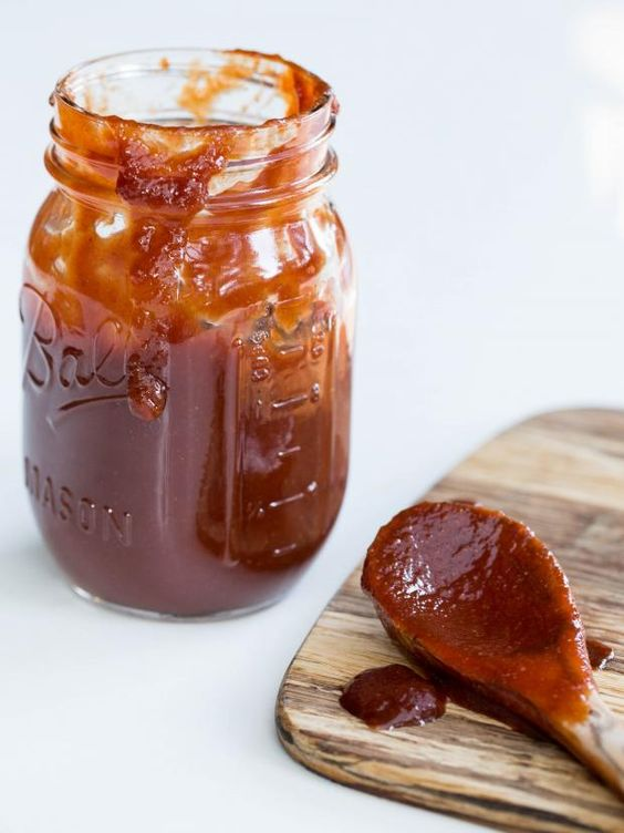 {Easy Homemade BBQ Sauce Recipe} after you try this one, you may never buy another jar of BBQ sauce.