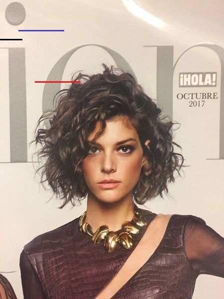 Krullend bob-kapsel populaire korte kapsels 2018 - 2019 - site vandaag   - Favorite: Hair Styles #korte #bobkapsel #kapsel