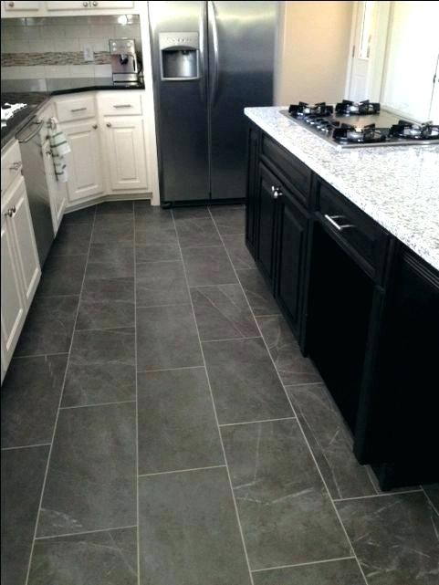 Some Examples Of Modern And Traditional Kitchen Floor Ideas Kitchen Flooring Trends Modern Kitchen Flooring Slate Kitchen
