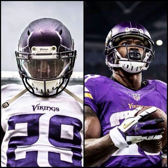 Minnesota Vikings Xavier Rhodes GAME Jerseys