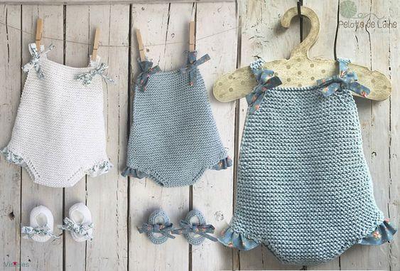 visteles pelote de laine beb en visteles childrens crochet knitting pinterest rompers. Black Bedroom Furniture Sets. Home Design Ideas