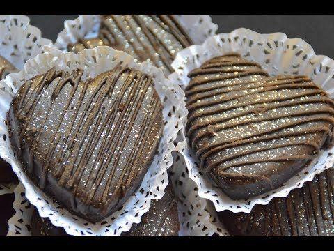 صابلي قلوب الشوكولا محشي بكريمة جديدة حلويات جزائرية حلويات العيد 2020 Sable Au Chocolat Youtube Desserts Food Biscuits