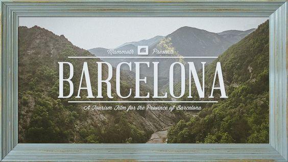 Barcelona Province // Mammoth Media
