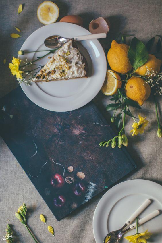 Spring Celebrations & a Fragrant ricotta Cake | Lab Noon