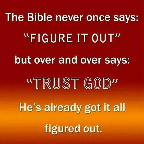Follow God's plan for your life..it is so much better