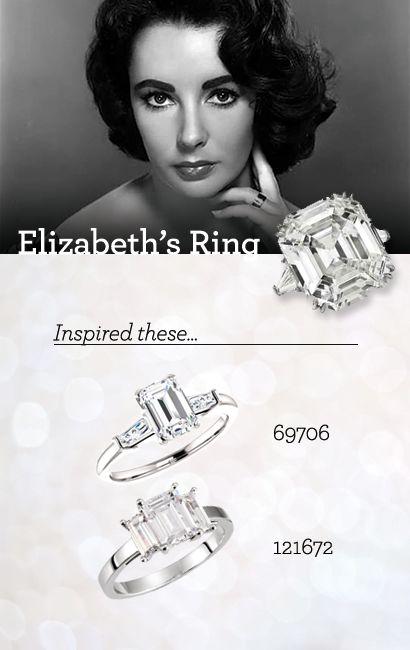 Elizabeth Taylor Wedding Ring Inspiration Elizabeth Taylor 39 S Wedding