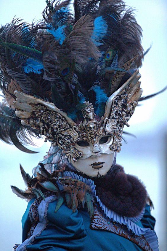 Italian Masquerade ~ Venice Carnevale 2015