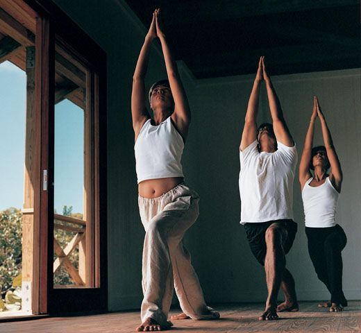 Retreats, led by Visiting Masters, are specialist weeks focusing on subjects such as Yoga or Pilates.