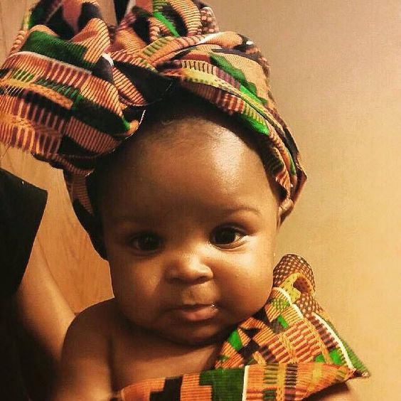 My future Kente baby <3