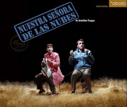 Nuestra señora de las nubes @ Auditorio Municipal - Ourense escea escena tetaro