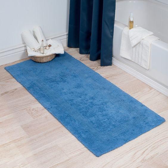 Windsor Home 100-percent Cotton Reversible Long Bath Rug (24 x 60)