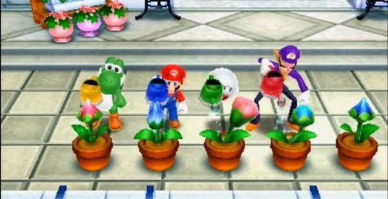 PEDRO HITOMI OSERA: Mario Party: Island Tour é um dos cinco games mais...