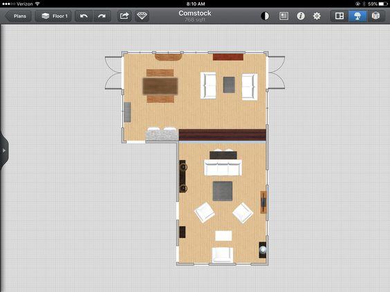 Floor Plan Great Room