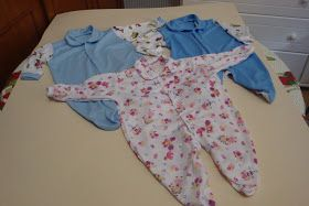 COSTURINHA: Macacão para bebê