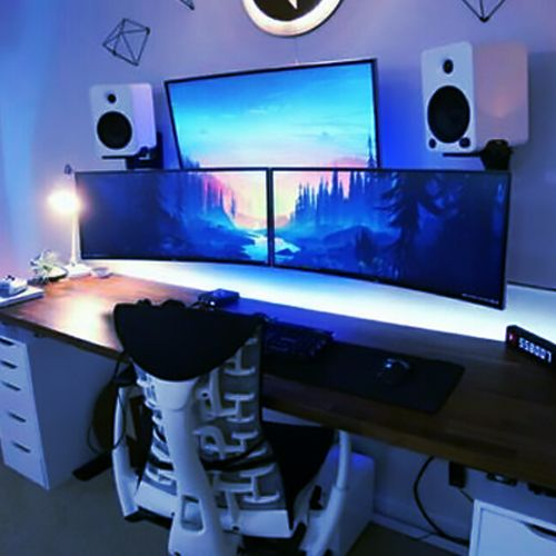 Account Suspended Game Room Design Gaming Room Setup Game Room