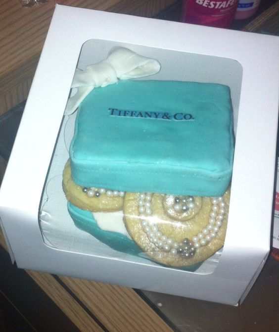 Pastel tiffany & Co.