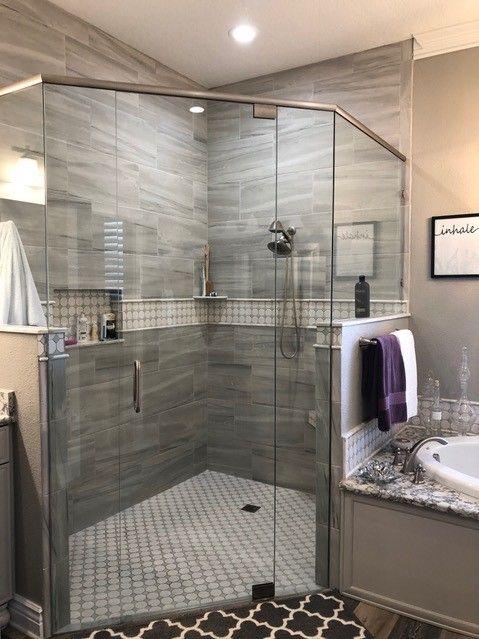 Tile Shower Kitchen Renovation Design Master Bathroom Design Master Bedroom Remodel