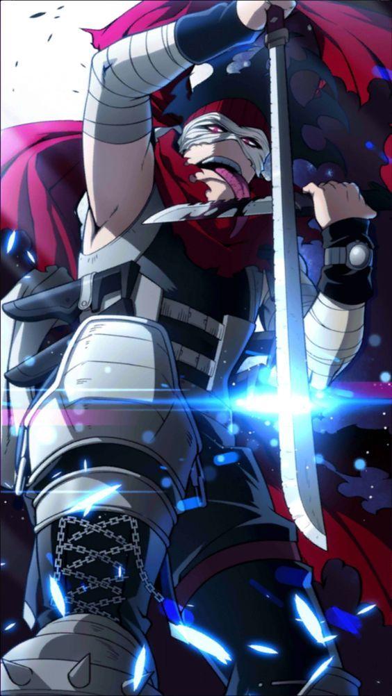 My Hero Academia Stain Anime Myheroacademia Stain Anime My Hero Academia Hero Wallpaper My Hero