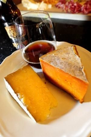 Beer & Cheese pairings can be inspired....