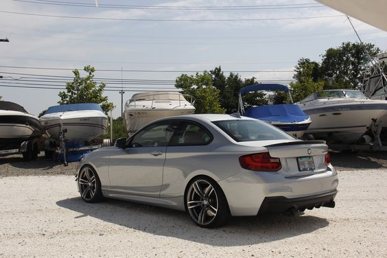 Does The m235i Launch Control Really Work? video and Pics of my m235i