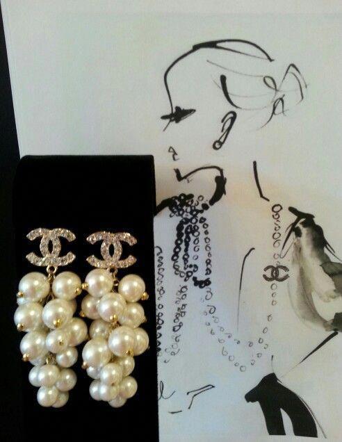 Jewellery Manufacturers Near Me Designer Jewelry Chanel Chanel Jewelry Chanel Earrings