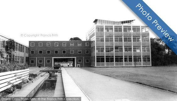 Bromsgrove, Shepstone College c1965