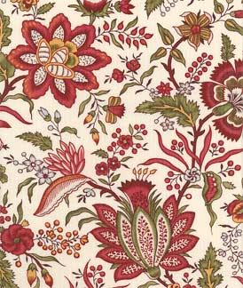American Duchess: Buyer's Guide to 18th Century Cotton Floral Prints: