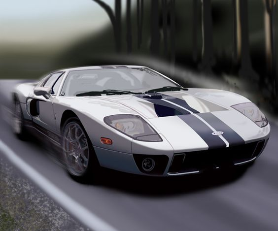 Ford Gt  The Original Gt  Was One Of The Most Revolutionary Race Cars In