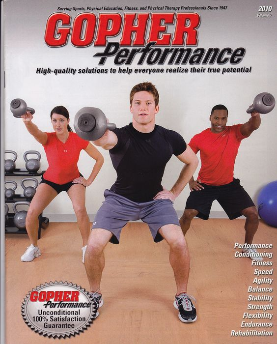 Cover of Gopher Sport Performance