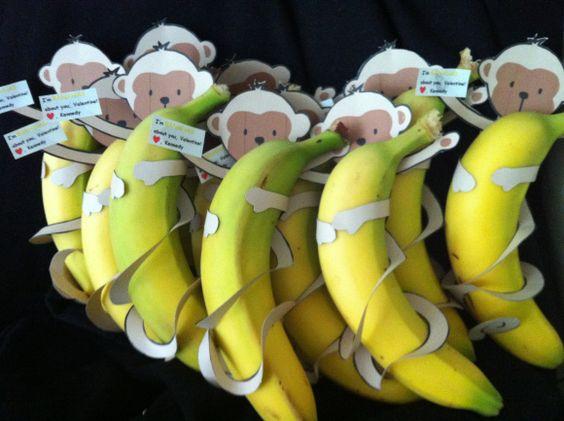 monkey valentines