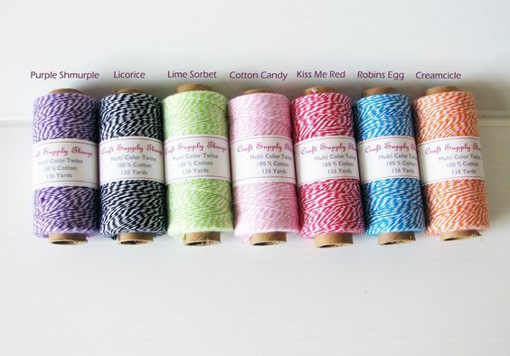 Bakers Twine, Party Twine
