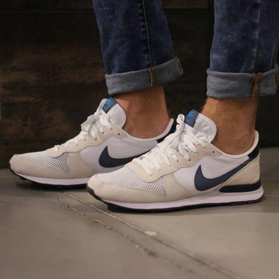 Nike Internationalist white #nike #sneaker #internationalist