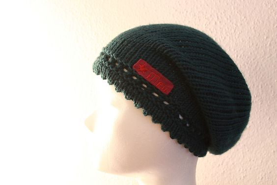 Ravelry: Meli Slouchy Hat pattern by Nathaliiie