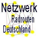 Logo Netzwerk Deutschland Radrouten