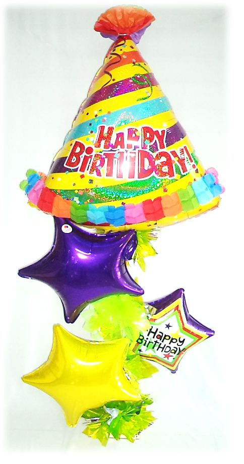 #Arreglo #Jumbo #Cumpleaños #Gorro!!