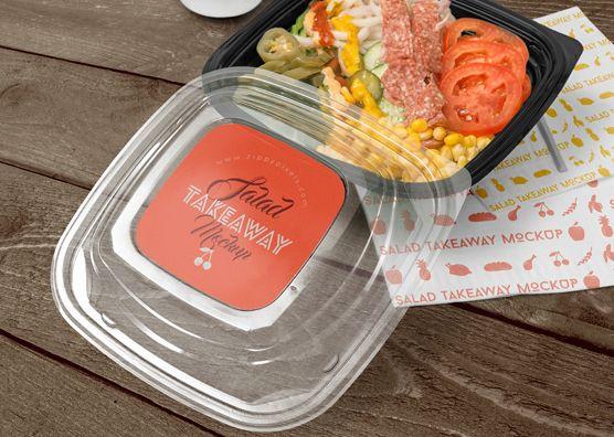 Download Free Food Box Mockup Zippypixels Ide Kemasan Desain Kemasan Kebugaran