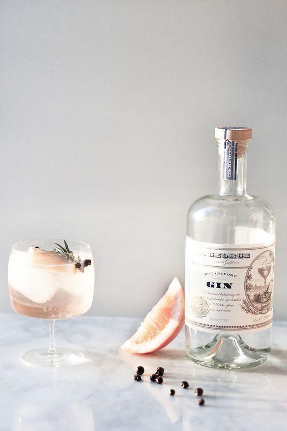 drinkar med gin