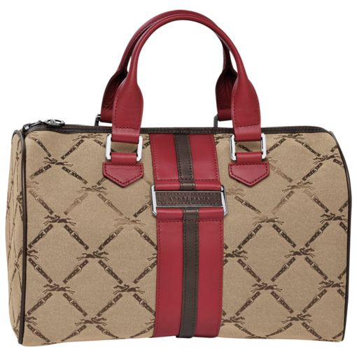 Longchamp Jacquard Bag