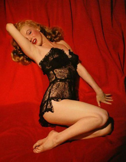 Revelan fotos inéditas del desnudo más famoso de Marilyn Monroe | Marilyn Monroe, Fotos - América