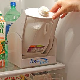 Gallon Pour ThingNo more spills, and no struggling with a heavy jug!